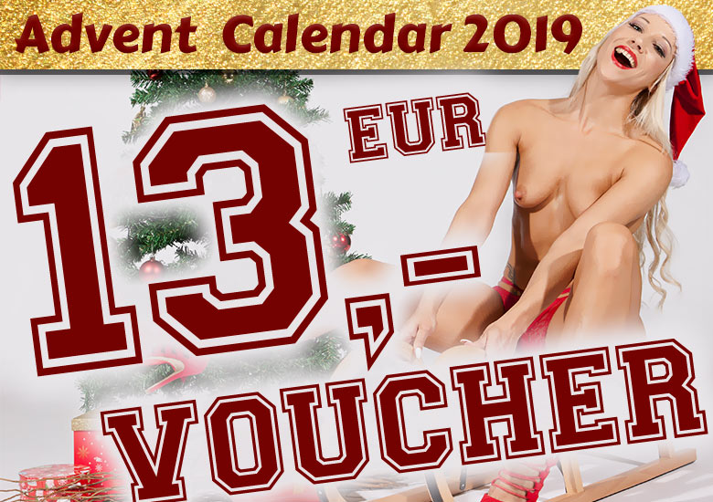 Advent Calendar 2019: 13,- EUR voucher with Aby Action